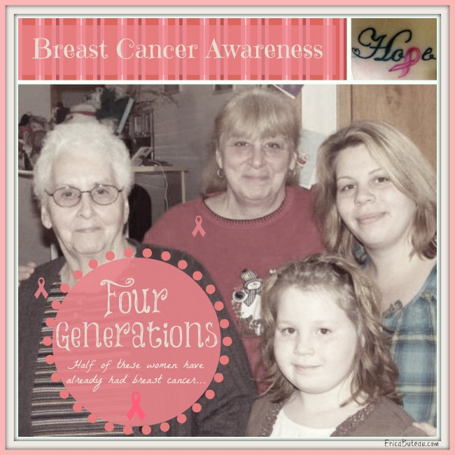 four-generations-Breast-Cancer-Awareness