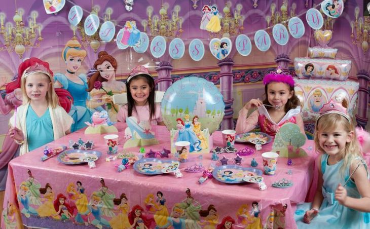 Best Birthday Six Ideas for an Adorable Disney Princess Day 2