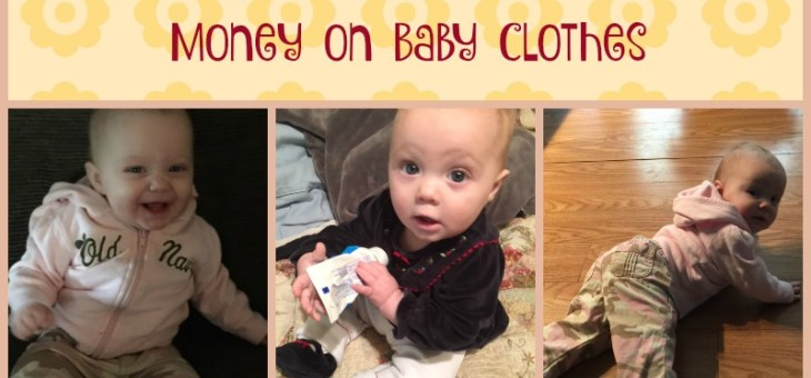 Four Ways to Save Money on Baby Clothes