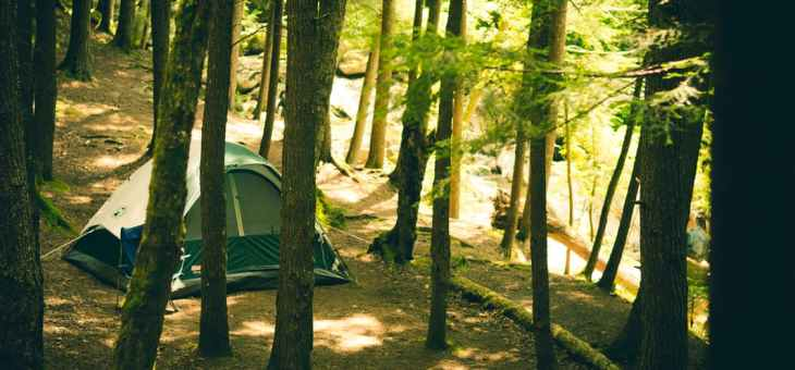 Why Camping is the Perfect Frugal Vacation