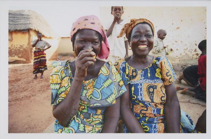 Lamatou and Abiba