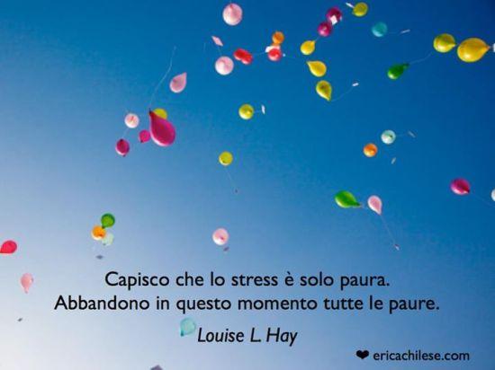 Lo stress è solo Paura