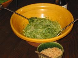 Francesca's uncle's dish?