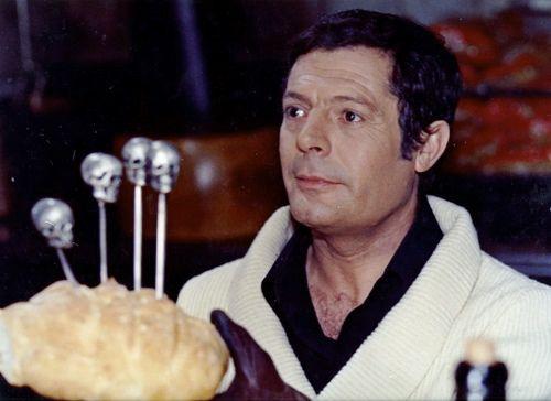 marcello with bread