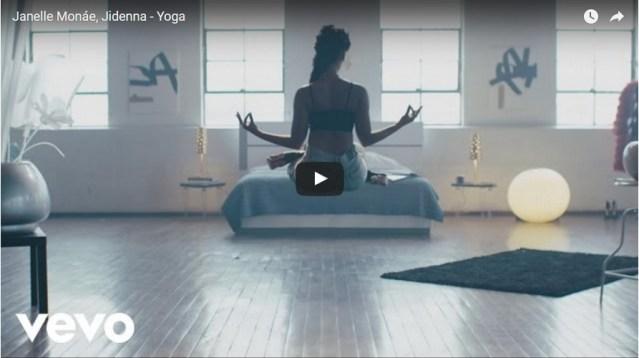 Janelle Monae – Yoga