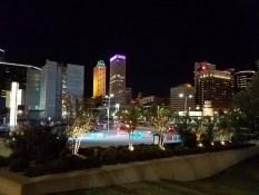 Downtown Tulsa, OK