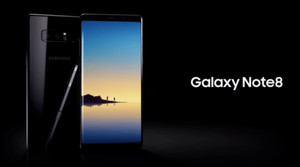 The Note 8 is Here