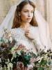 Fanny Juliet blusher veil