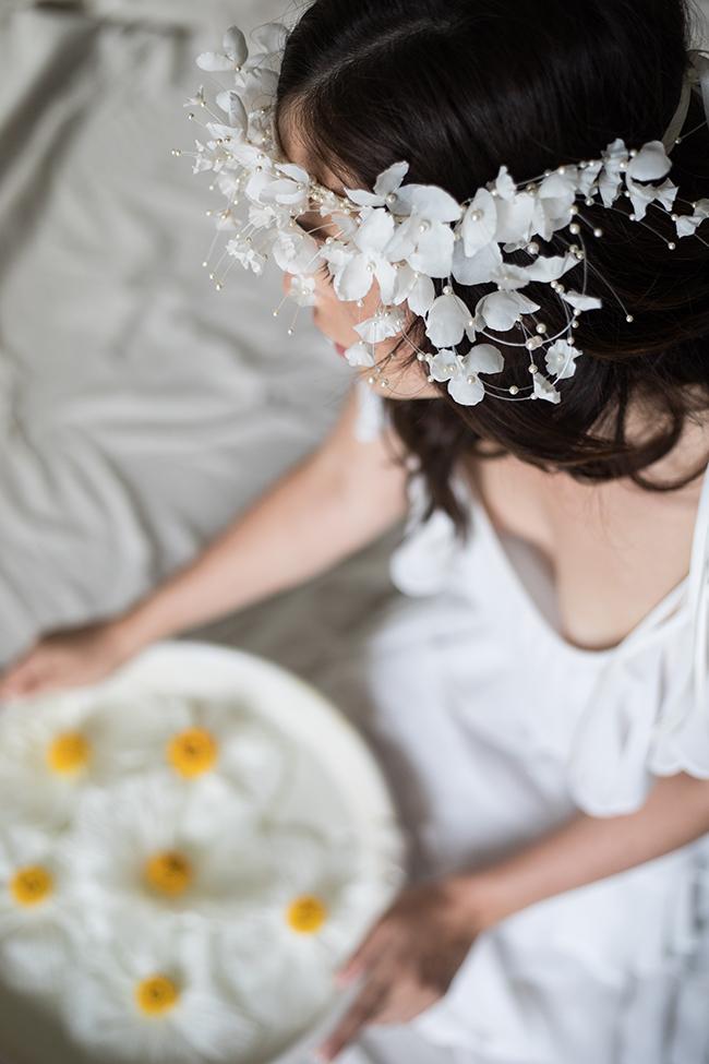 Fairy Tale flower crown