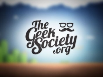 Logo Design   The Geek Society