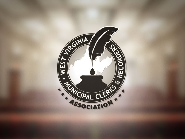 Logo Design   West Virginia Municipal Clerks & Recorders Asso