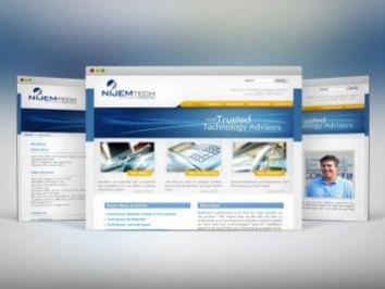 Web Design & Dev, Joomla   Nijem Tech - nijemtech.com