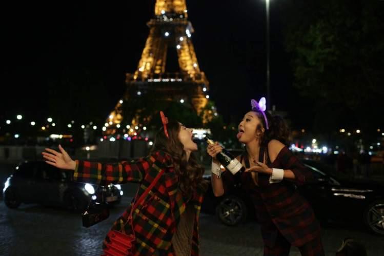 《艾蜜莉在巴黎》金句 台詞 語錄 莉莉柯林斯