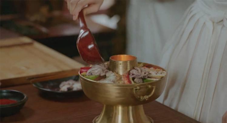 哲仁王后 申惠善 美食 料理 食物 神仙爐 火鍋