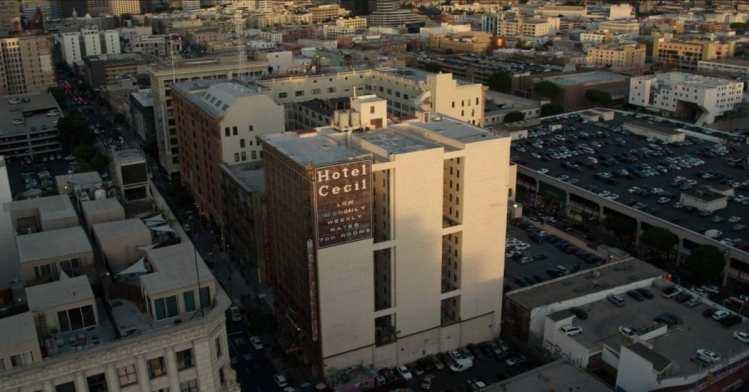 犯罪現場:賽西爾酒店失蹤事件 netflix  藍可兒死亡事件真相