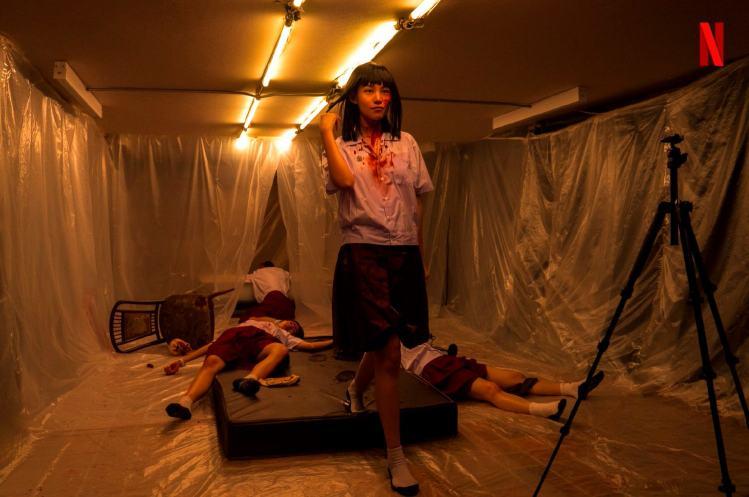 Netflix《轉學來的女生2》由里 娜諾