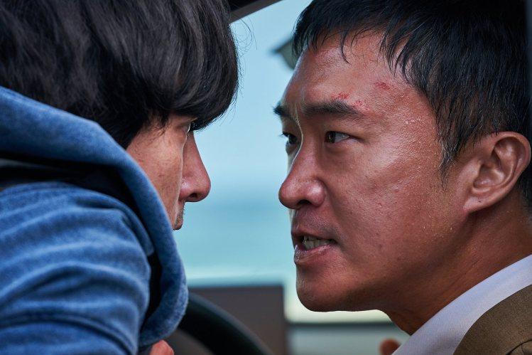 趙宇鎮&池昌旭《極速引爆》