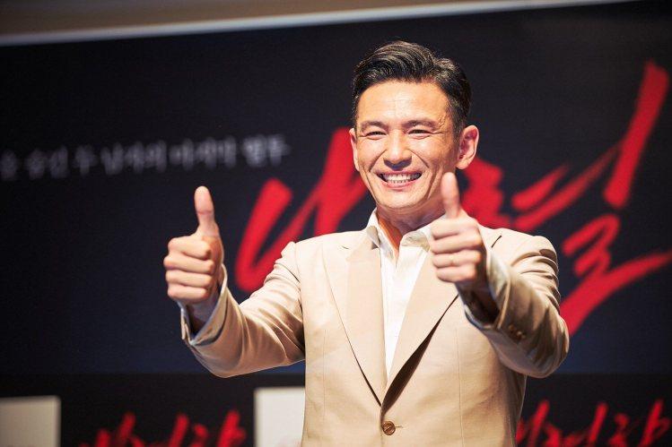 韓國電影《綁架影帝黃晸玟》