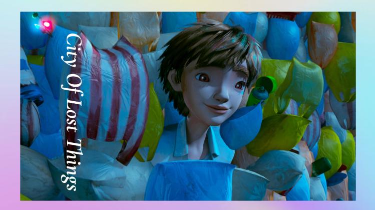 影評/解密台灣動畫《廢棄之城》想表達什麼?關於說再見、邊緣人覺醒、垃圾內心世界...