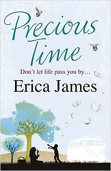 Precious Time by Erica James