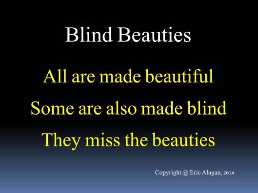 Blind Beauties