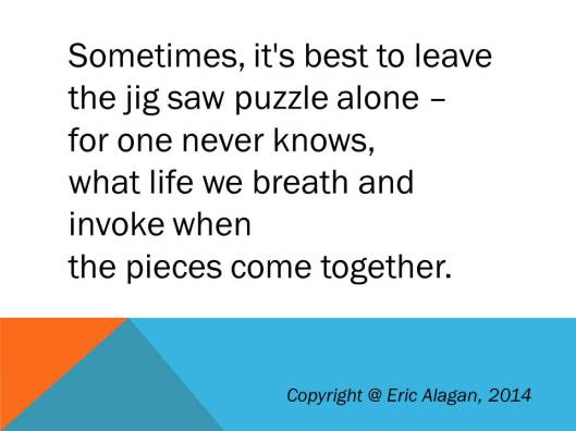 Leave Puzzles Be