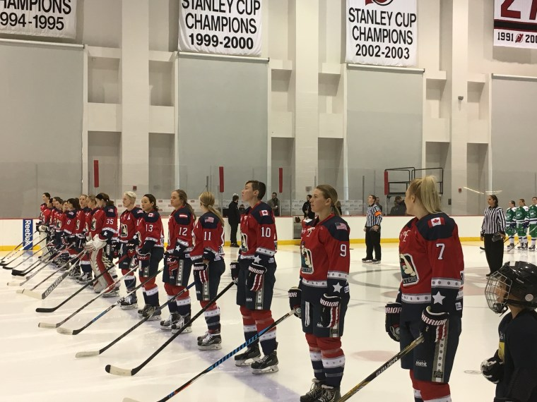 New York Riveters 2016