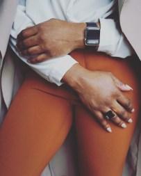 lookbook blogger outfit streetstyle zara asos kylie jenner kendall jenner gigi hadid apple watch ring rihanna