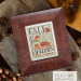 Fall for Autumn on silk gauze | Erica Michaels Needleart Designs