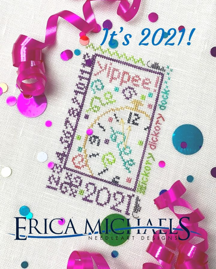 Yippee - it's 2021!