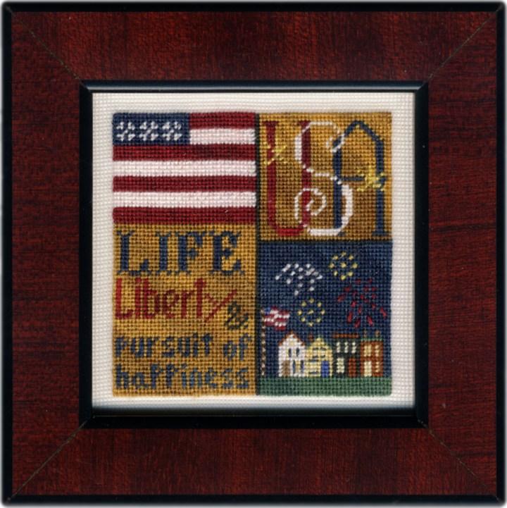 Liberty Squared