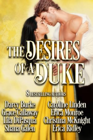 Desires of a Duke Flat Cover