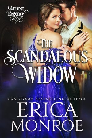Book Cover: The Scandalous Widow