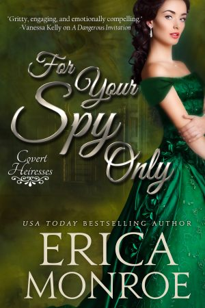Book Cover: For Your Spy Only