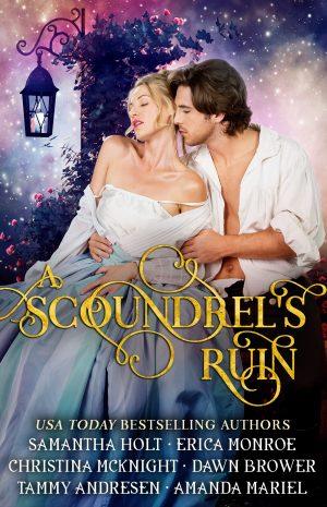 Book Cover: A Scoundrel's Ruin