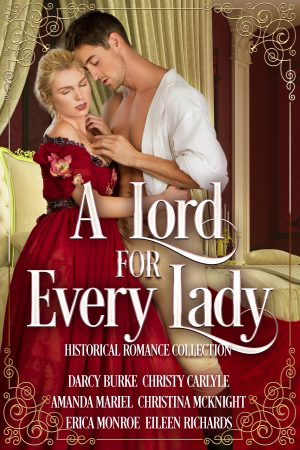 Book Cover: A Lord for Every Lady