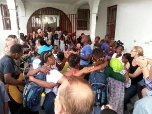 Haiti Worship