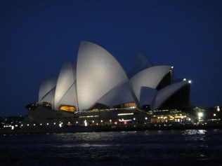 Australia. Opera House, Sydney.