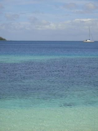 Fiji. Blue Lagoon, Nanuya Levu, Yasawaras.