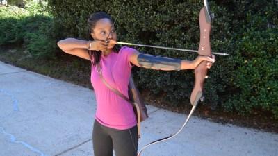 black female archers