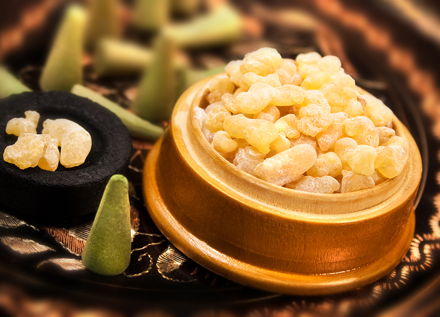 frankincense granules