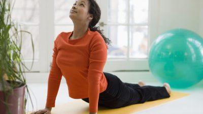 Permalink to:New to Yoga? Start Here!
