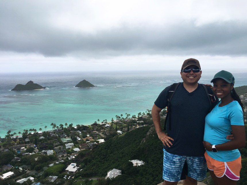 Lanikai Pillbox views and lookout