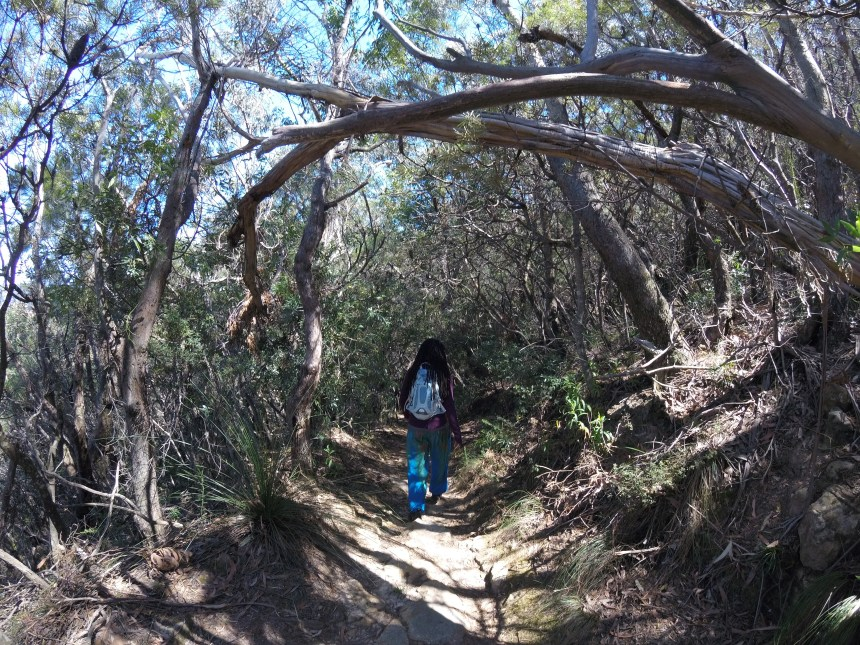 Fitness travel in the Blue Mountains with wellness blogger Erica RascoN