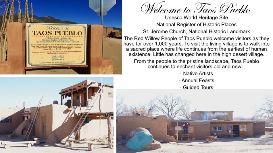 Taos Pueblo, New Mexico, USA © 2018 ericarobbin.com | All rights reserved.