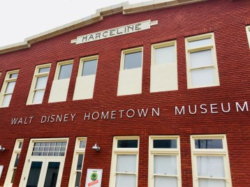 Walt Disney Hometown Museum, Marceline, Missouri © 2018 ericarobbin.com | All rights reserved.