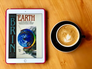 Earth by David Brin © 2018 ericarobbin.com