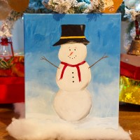 New Christmas Paintings