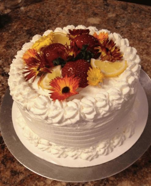 Citrus Celebration Cake © 2019 ericarobbin.com | All rights reserved.