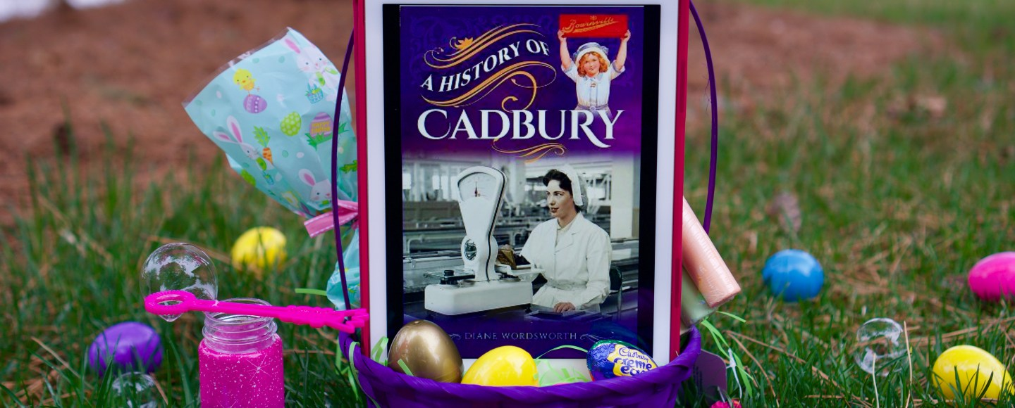 A History of Cadbury by Diane Wordsworth © 2019 ericarobbin.com   All rights reserved.